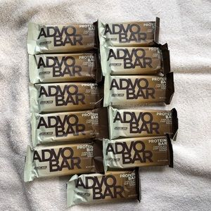Chocolate Chip Cookie Dough Advocare Protein Bars